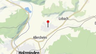 Karte / Heimatmuseum des Flecken Bevern im Weserrenaissance Schloss Bevern