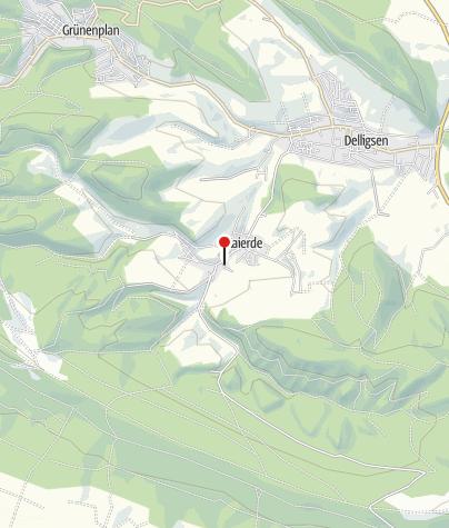 Karte / Alte Molkerei Kaierde