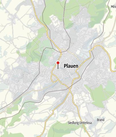 Karte / Spielplatz An der Karlsberg Residenz