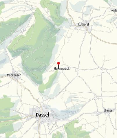 Karte / Historische Wassermühle Im Kühlen Grunde