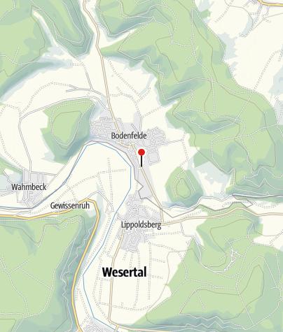 Karte / Bäckerei Beckmann, Filiale Bodenfelde