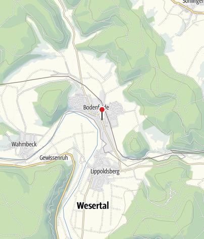 Karte / Boccia-Platz Bodenfelde