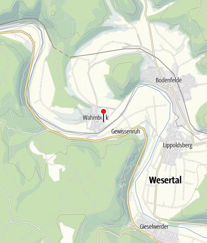 Karte / Minigolf Wahmbeck