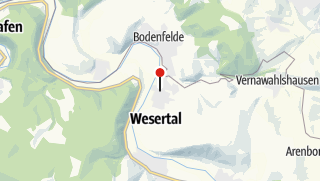 Karte / Touristinformation Wesertal (OT Lippoldsberg)