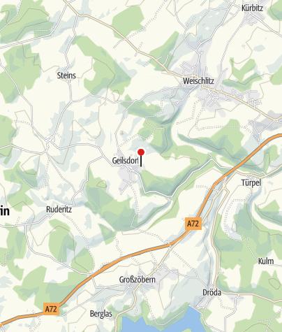 """Karte / Speisegaststätte """"Schöne Aussicht"""""""