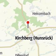 Karte / Wellness im Fitness- & Gesundheitspark Kirchberg