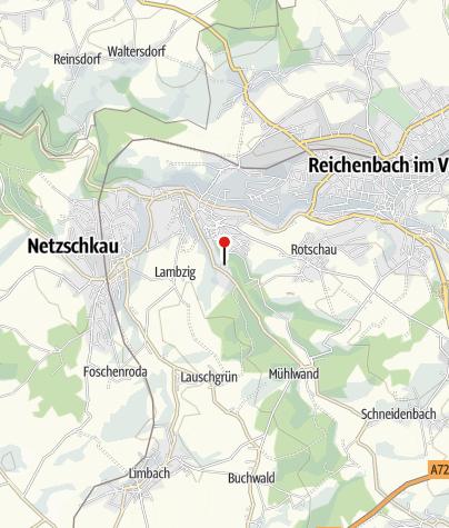Karte / Freibad Mylau