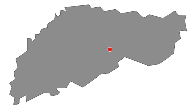 Karte / Von Lauterbrunnen nach Stechelberg