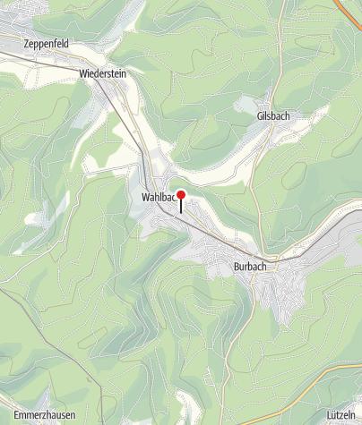 Map / Wanderportal Austraße Wahlbach