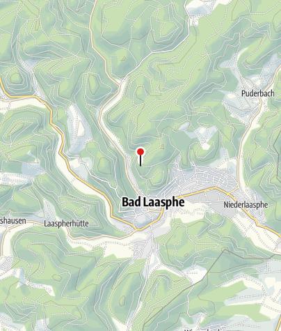 Map / Felsformation Teufelskanzel