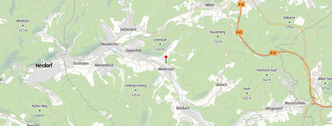 Map / Luisenpfad