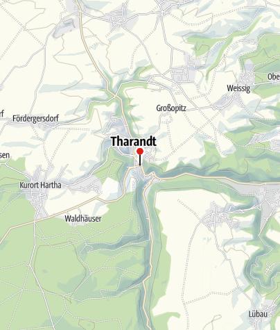 Karte / Tharandter Spezialitätenmanufaktur