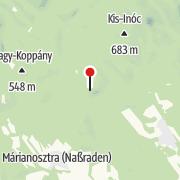 Map / Sós-hegy