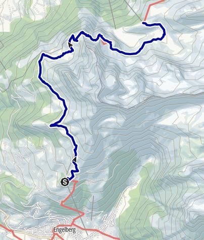 Kaart / Walenpfad