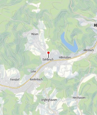 Map / Gebrüder-Busch-Theater