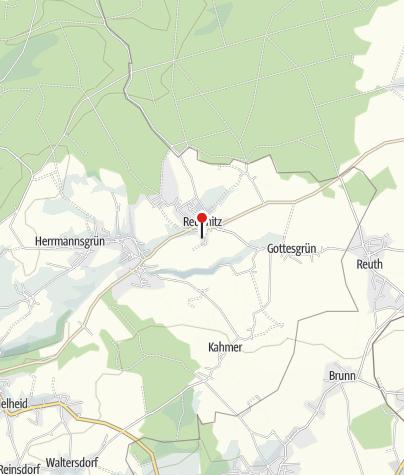 Map / Christliche Ferienstätte Haus Reudnitz