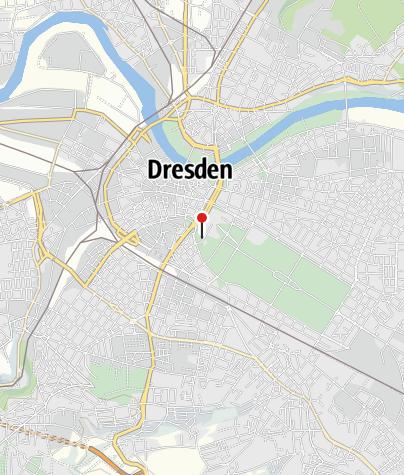 Map / Caravanstellplatz am Blüherpark Dresden