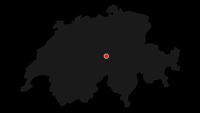 Karte / Biketour Surenenpass