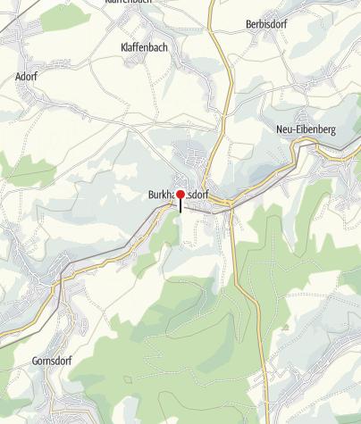 Karte / Burkhardtsdorf