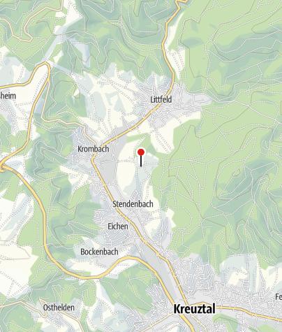 Kaart / Biolandhof-Eichenhof