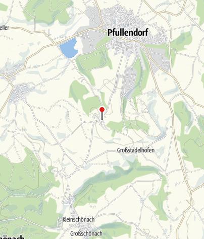 Karte / Wallfahrtskirche St. Eulogius