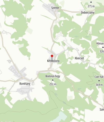 Map / Cserhát Erdei Iskola (Kétbodony)