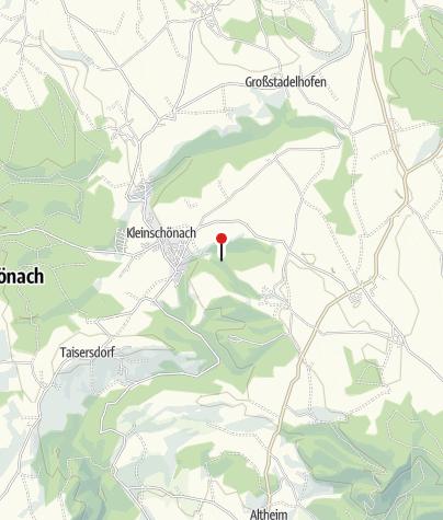 Karte / Kapelle St. Wendelin