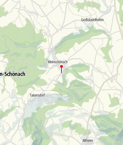 Karte / Pfarrkirche St. Antonius