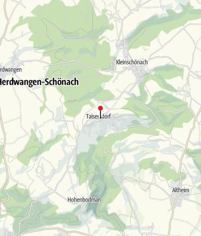 Karte / Markus-Kapelle Taisersdorf