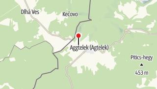 Térkép / NOMÁD Baradla Kemping