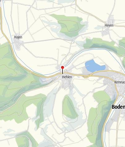 Karte / Landgasthaus Hoffmeister