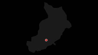 Karte / Tálodi kolostorrom