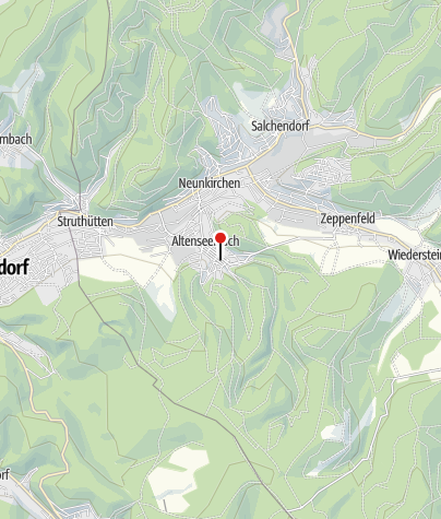 Map / Haus Toni Weber