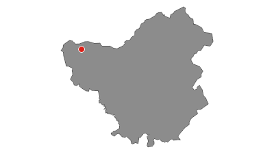 Map / Wisent-Wildnis am Rothaarsteig (Bison Wilderness on the Rothaarsteig)