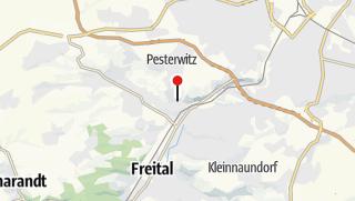 Karte / Stadion Am Burgwartsberg