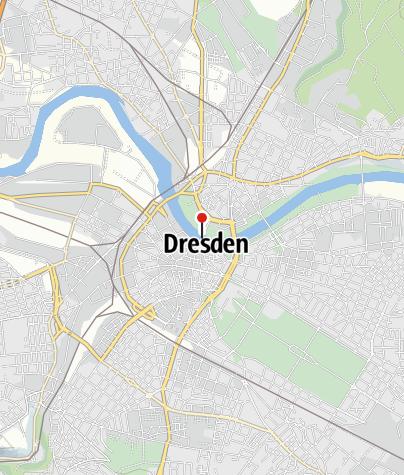 Karte / Augustusbrücke