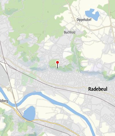 Karte / Friedensburg