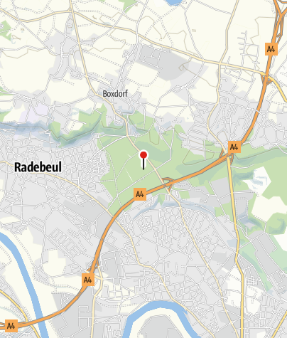 Karte / Heidefriedhof