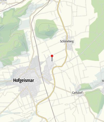 Karte / Schlösschen Schönburg