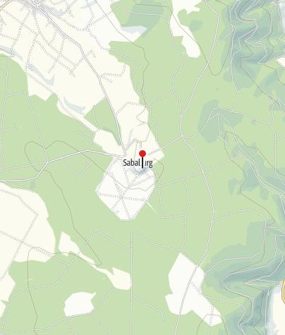 Karte / Sababurg
