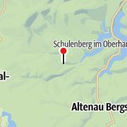 Karte / Julianer Wasserlauf
