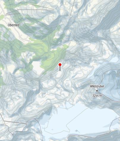 Kaart / Fluhseehütte