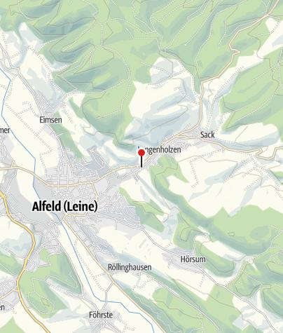 Karte / Religiöse Einrichtung