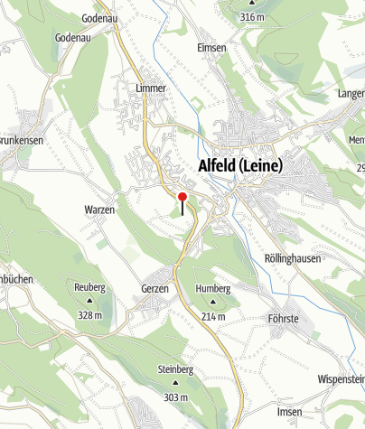 Karte / Sendemast/Leuchtturm