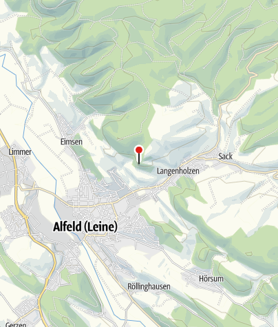 Karte / Bismarkeiche