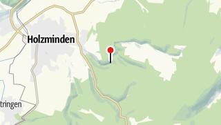Karte / Hexenhaus