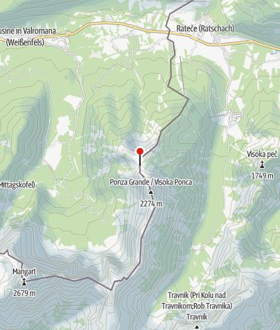 Map / Porticina / Vratca