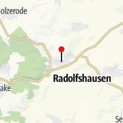 Karte / Wilhelm-Busch-Mühle
