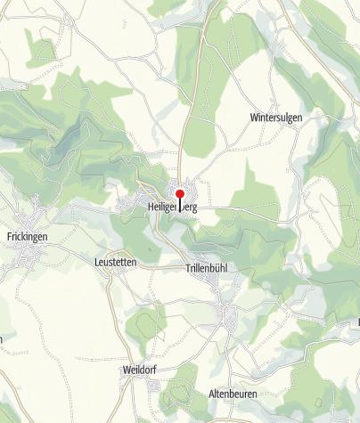 Karte / 21. Heiligenberger Schlosslauf
