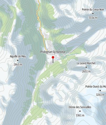 Carte / Alpes Lodges ****